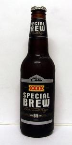 XXXX Special Brew