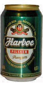 Harboe Premium Traditional Pilsner 4.6%