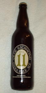 Olde Richmond Batch No. 11 India Pale Ale