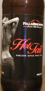 Hot Tail Ale