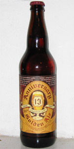 19th Anniversary Belgian Style Golden Ale