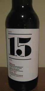 Innis & Gunn 15 Barrel Aged DIPA