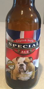 English Style Special Ale