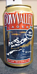 Bow Valley Lager