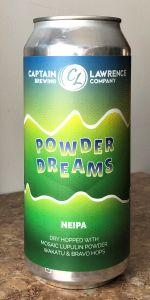 Powder Dreams - Mosaic Lupulin Powder, Wakatu and Bravo Hops
