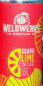 Guava Lime Gose