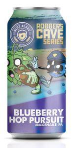 Blueberry Hop Pursuit Milkshake IPA