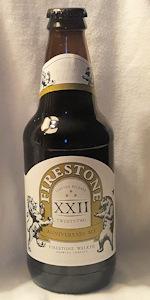 Firestone 22 - Anniversary Ale