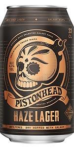 Pistonhead Haze Lager