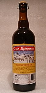 Saint Sylvester's Flander's Winter Ale