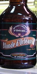 La Blonde De L'Île D'Orléans