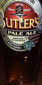 Butler's Pale Ale