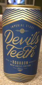 Devil's Teeth - Bourbon Barrel-Aged - NOLA Coffee And Almonds