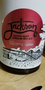 Jackson with Pineapple and Guava