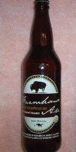 Bison Organic Farmhouse Ale 2007 Brewer's Reserve