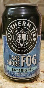 Lake Shore Fog