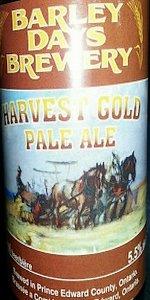 Harvest Gold Pale Ale