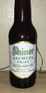 Shiner Brewers Pride Fresh Hop IPA