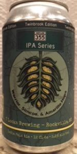 355 IPA Series: Twinbrook Edition