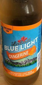 Labatt Blue Light Tangerine
