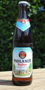 Paulaner Weissbier Kristallklar
