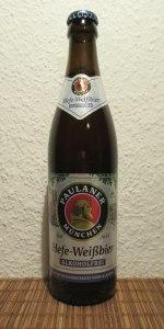 Paulaner Hefe-Weissbier Alkoholfrei