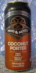 Mad & Noisy Coconut Porter