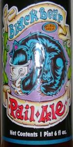 Black Bear Pail Ale