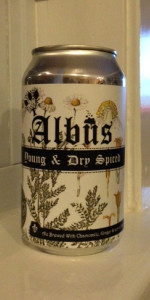 Albus Young & Dry Spiced