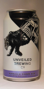 Unveiled Vanilla Dark Ale