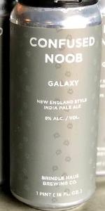Confused Noob - Galaxy