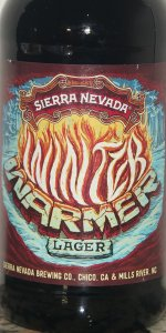 Winter Warmer Lager