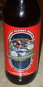 Angry Planet Organic Pale Ale