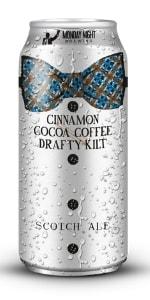 Cinnamon Cocoa Coffee Drafty Kilt