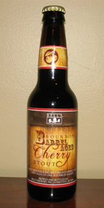Bell's Bourbon Barrel Aged Cherry Stout