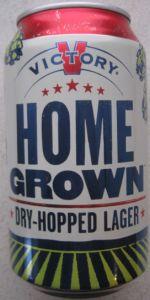Home Grown Dry-Hopped Lager