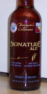 De Proef Reserve Signature Ale (w/ Tomme Arthur)