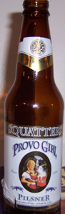 Squatters Provo Girl Pilsner