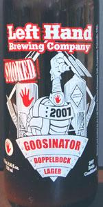 Smoked Goosinator Doppelbock