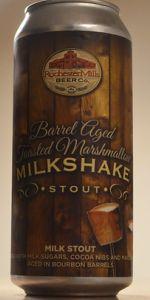 Barrel Aged Toasted Marshmallow Milkshake Stout