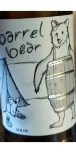 Barrel Bear