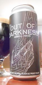 Night Shift / Black Ale Project - Out Of Darkness