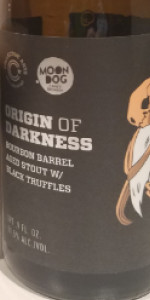 Origin of Darkness - Moon Dog Collab