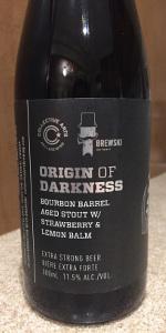 Origin of Darkness - Brewski