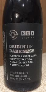 Origin of Darkness - Kex
