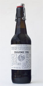 Ølfabrikken Dekadence 2005