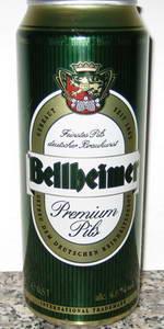 Bellheimer Premium Pils - Park & Bellheimer AG