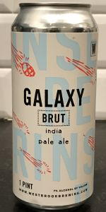 Rinse / Repeat - Brut IPA With Galaxy