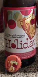 Old Fashioned Holiday Ale