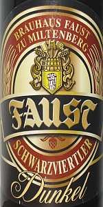 Faust Schwarzviertler